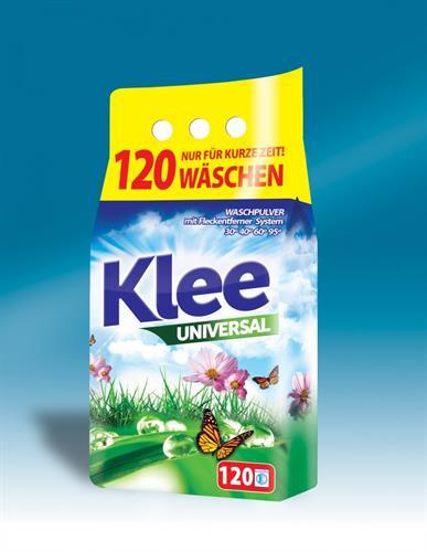 Klee Universal 10 kg prací prášek
