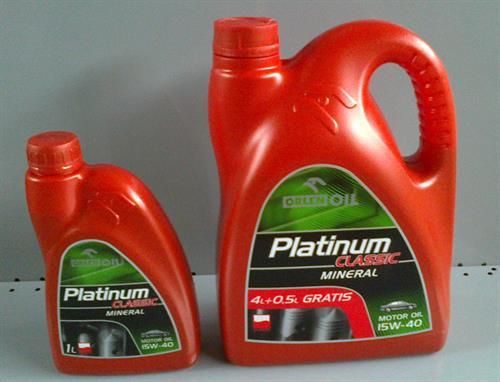 Orlen Oil Platinum CLASSIC MINERAL 15W-40