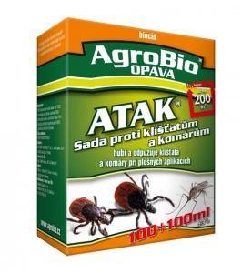 ATAK - Sada proti klíšťatům a komárům