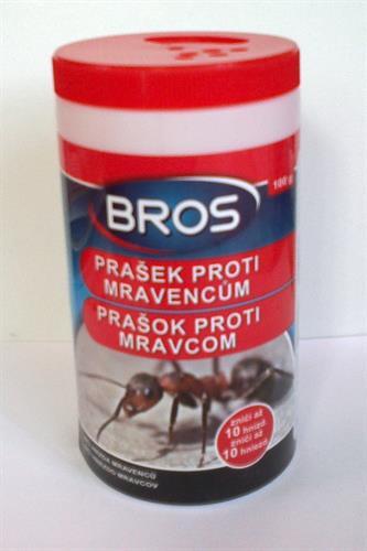 BROS Prášek proti mravencům