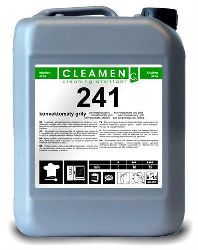 CLEAMEN 241 konvektomaty a grily