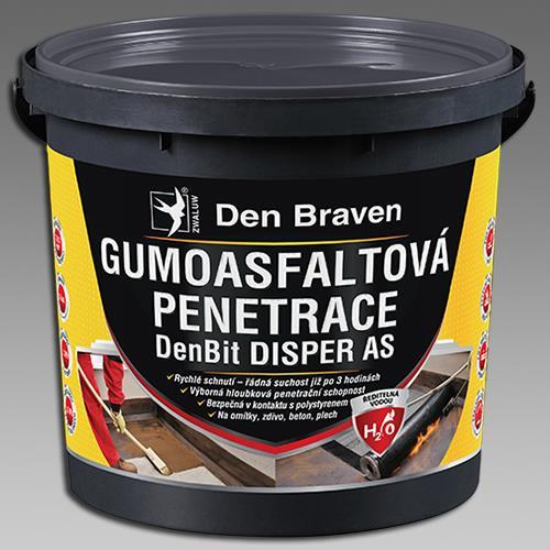 Gumoasfaltová penetrace DenBit DISPER AS