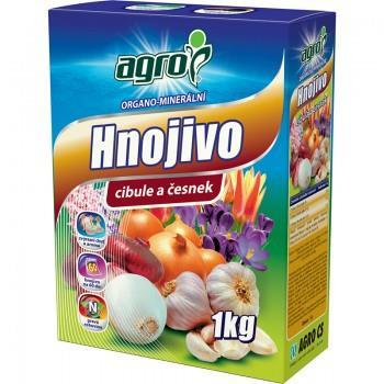 AGRO organo-minerální hnojivo cibule a česnek