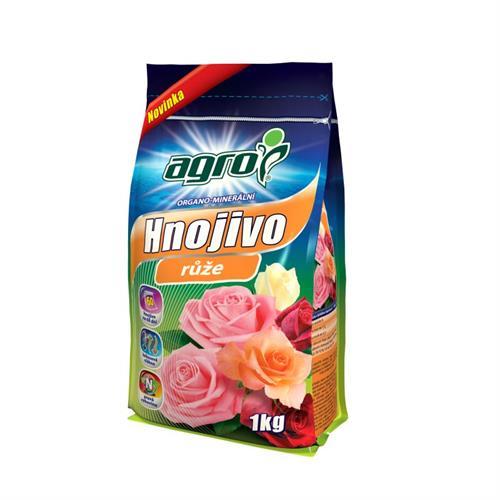 AGRO organo-minerální hnojivo pro růže