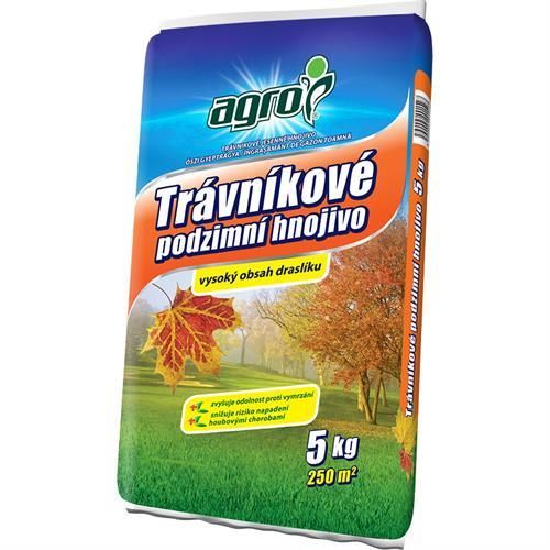 Podzimní trávníkové hnojivo