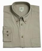 Košile z čisté bavlny Twill