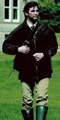 Nepromokavý flísový kabát pro lovce na čekané