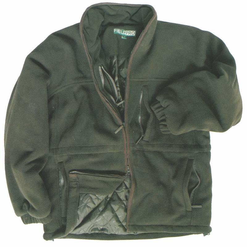 krátký flísový kabátek Ghillie