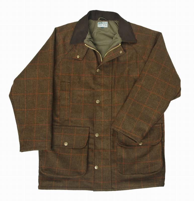 Tvídový kabát Crofter