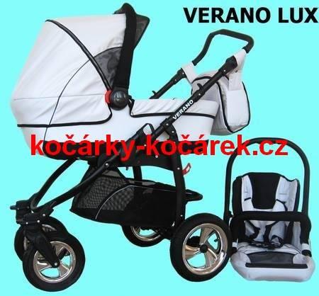 71a59d7f4df Firkon kočárek Verano (zeleno-černý)