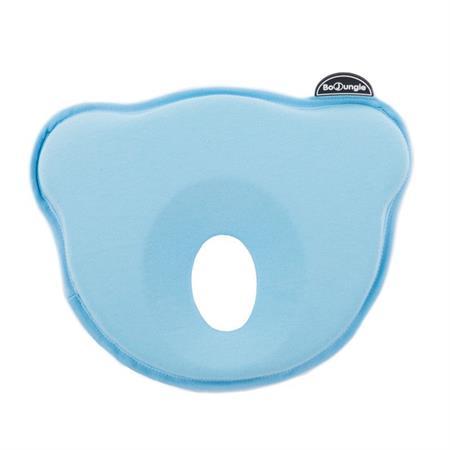Podhlavníček Jersey modrý