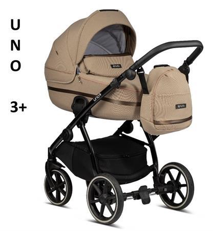 Tutis Uno Plus/ Uno 3+ Nougat kočárek