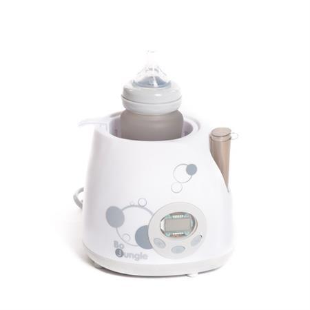 Ohřívač lahví Digital Home Grey