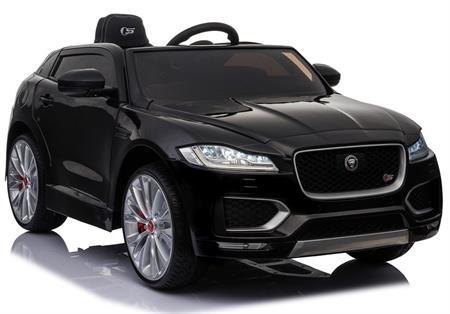 Jaguar F-Pace Černý