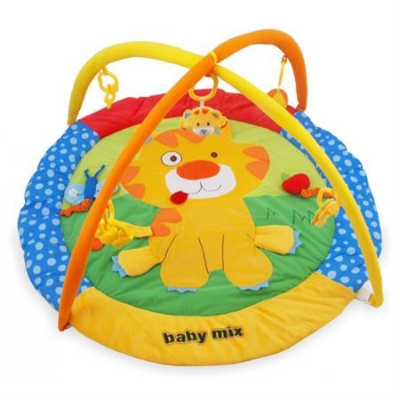Hrací deka s hrazdičkou Lev