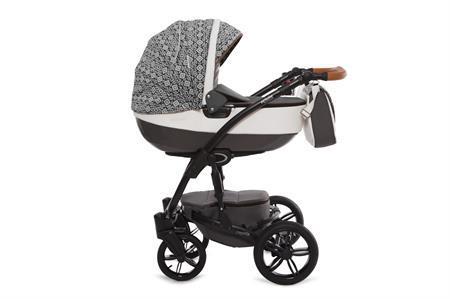 Kočárek Baby Active Shell Exclusive 04 3v1