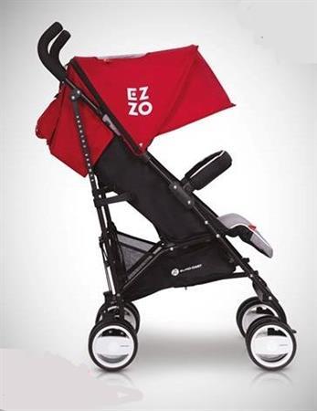 Lehké golfky EZ 4 červeno/šedé