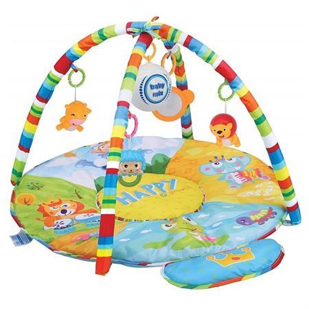 Hrací deka s hrazdičkou Happy