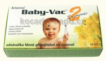 Odsávačka hlenů Baby-Vac