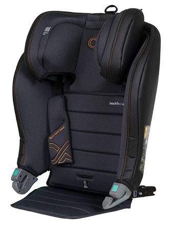 Autosedačka CASUALPLAY - BackFix i-Size 100-150 cm - deep grey