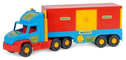 Hračka Truck s kontejnerem