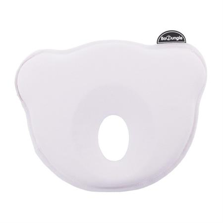 Podhlavníček Jersey bílá