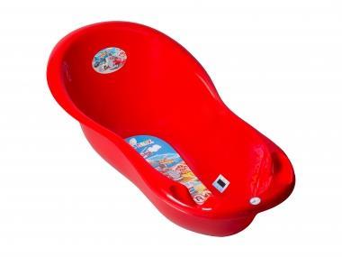 Vanička červená auta 86 cm