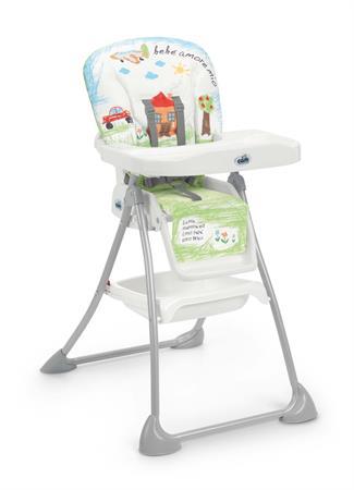 Plastová jídelní židle plus 25 Domeček
