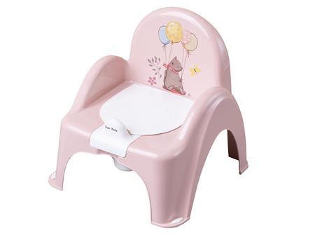 Nočník židlička hrací Les
