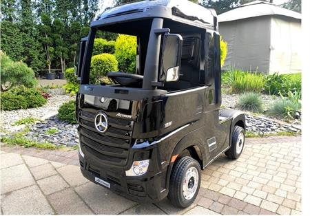 Mercedes Actros Black MP4