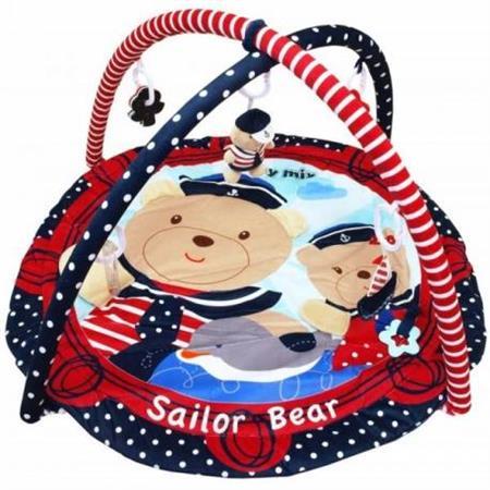 Hrací deka s hrazdičkou Námořník