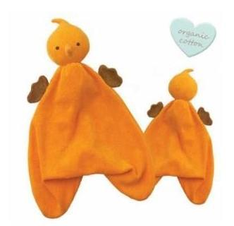 Usínáček PEPPA Soft Sweeties Pico 100% organic oranžový