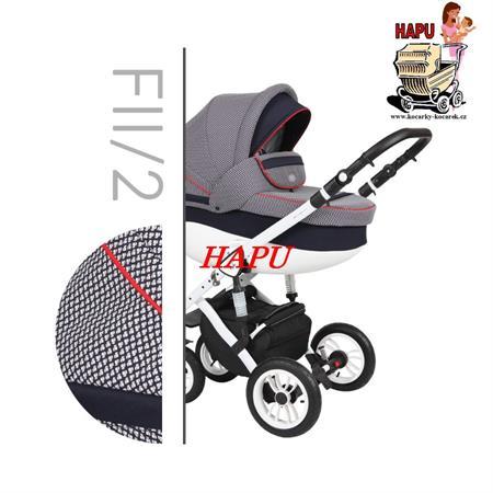 Kočárek Baby Merc Faster Style 2 F2/2