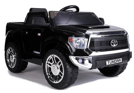 Toyota Tundra Black Paint Car