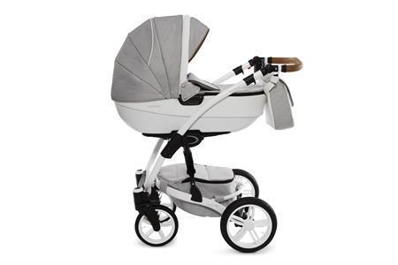 Kočárek Baby Active Shell Exclusive 02 3v1