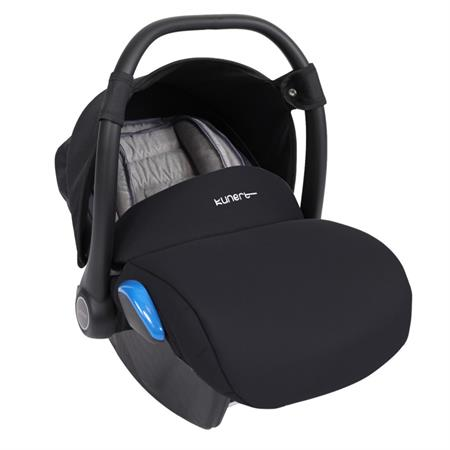 Autosedačka 0-13 kg K1 černá