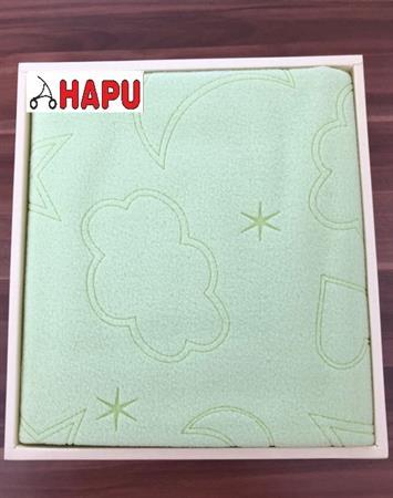 Dětská deka STAR zelená