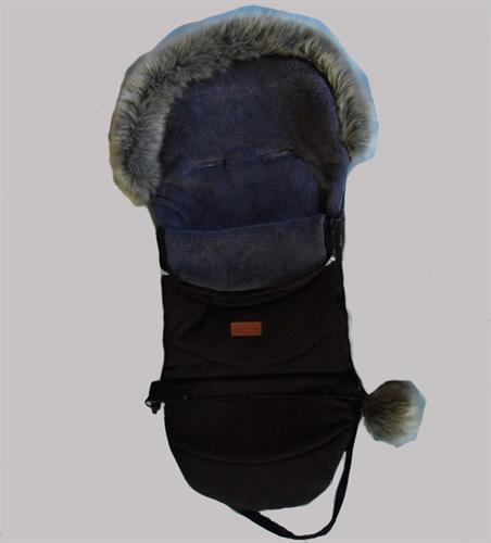 Fusak s kožíškem Eskimo 3 v 1