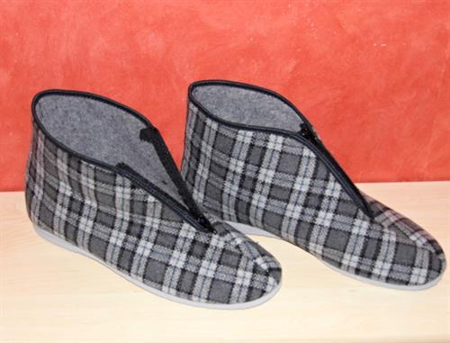 domácí obuv - pánské důchodky