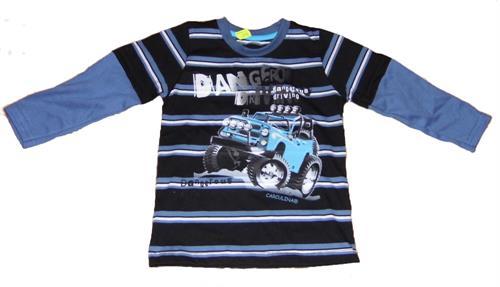Chlapecké triko Vejnar - auto