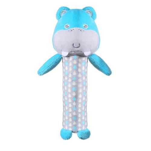 Dětská pískací hračka Baby Ono hippo