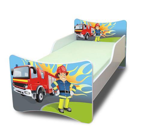 posttel hasičí