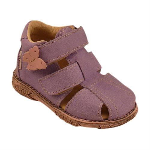 dětské sandálky Pegres - fialové