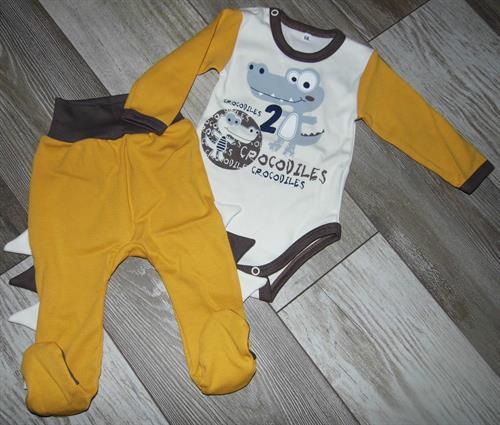 2 - dílná kojenecké souprava - dino