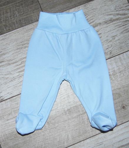 kojenecké polodupačky - modré