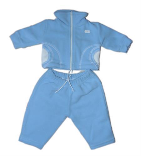 2-dílná kojenecká fleesová souprava