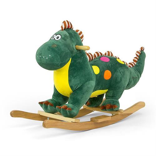 houpací hračka s melodií Dino