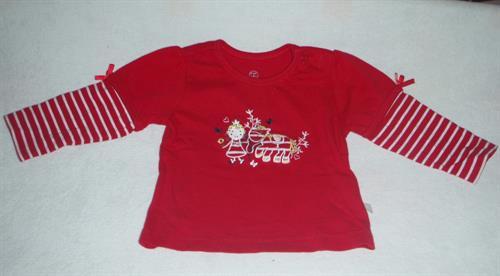 Dívčí kojenecké tričko - POUŽITÉ