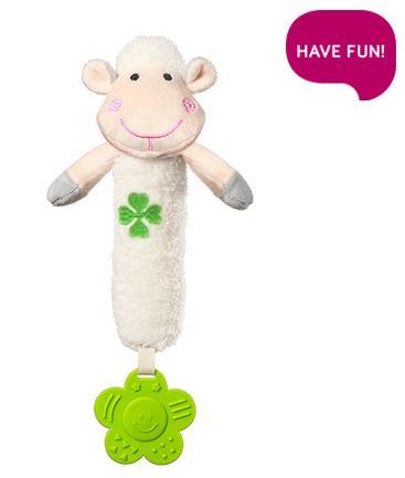 Dětská pískací hračka Baby Ono sweet lambie