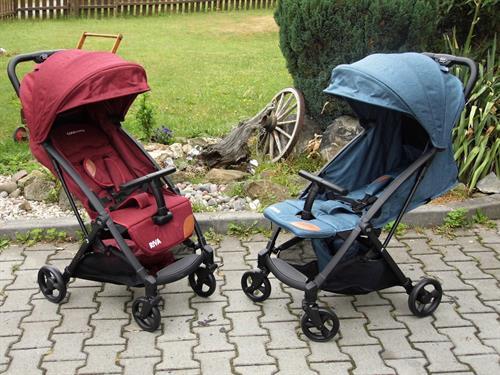 Sportovní kočárek Coto Baby Riva
